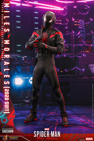 *Pre-Order* Miles Morales 2020 Suit Sixth Scale Figure by Hot Toys