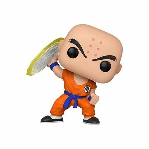 Krillin with Destructo Disc Funko Pop!