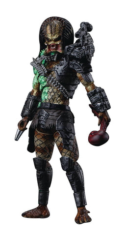 Battle Damage Jungle Predator 1/18th Scale figure