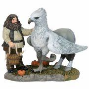 Hagrid and Hippogriff Statue