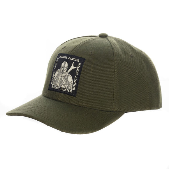 The Mandalorian Pre-Curved Snapback Hat