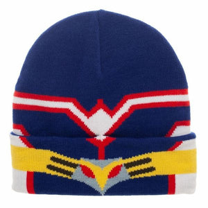 All Might Suit Up Beanie