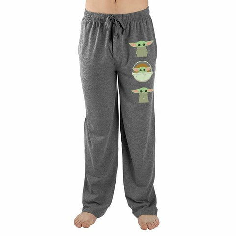 The Child (Baby Yoda) Grey Unisex Lounge Pants