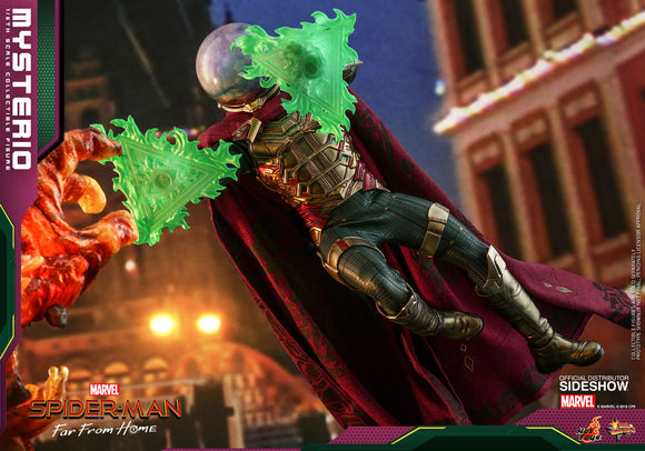 *Pre-Order* Mysterio Movie Masterpiece Series 1/6 Scale Figure by Hot Toys