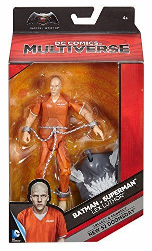 Lex Luthor Batman V Superman Multiverse Figure