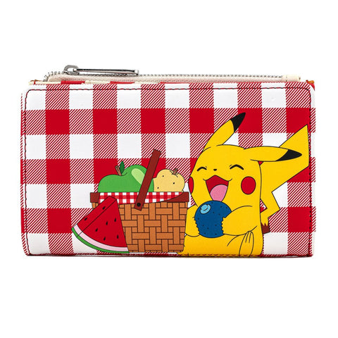 Pikachu Picnic Basket Wallet by Loungefly