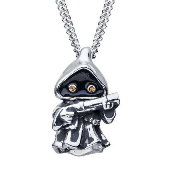 Jawa Sterling Silver Necklace by RockLove