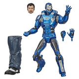Iron Man Atmosphere Armor Marvel Legends Figure from the Joe Fixit BAF.  Wave Includes:  Atmosphere Armor Iron Man Stealth Captain America Falcon Jocasta Kang Thunderstrike