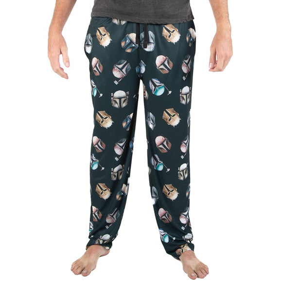 The Mandalorian All Over Print Lounge Pants