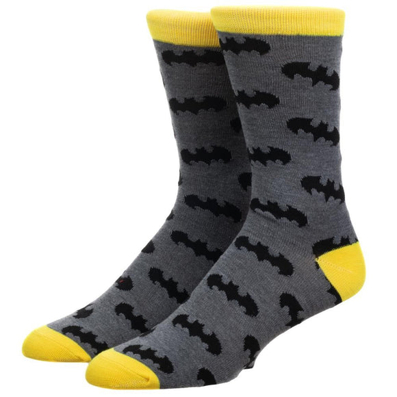 Batman All Over Print Crew Socks