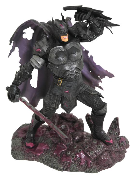 Batman Dark Knights: Metal Batman in Armor DC Comic Gallery Statue
