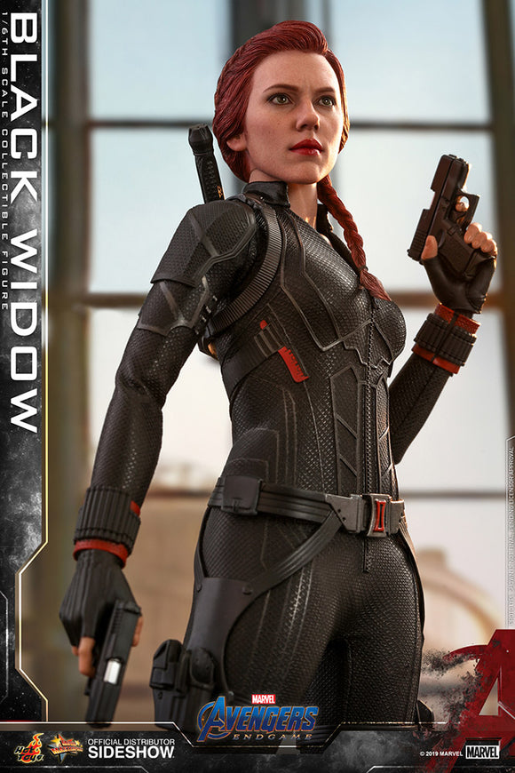 Black Widow Avengers Endgame Sixth Scale Figure by Hot Toys