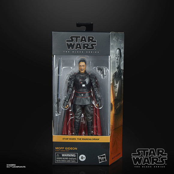 This is a NEW Pre-Order Item. Expected Release Date To Be Announced.   Mof Gideon Star Wars: The Mandalorian 6