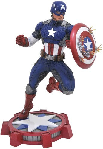 Captain America Marvel NOW Gallery Statue