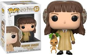 Hermione Granger with Mandrake Funko POP #57