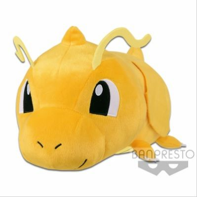 Pokemon Dragonite Kororin Plush (Approximately 10 inches / 26cm)