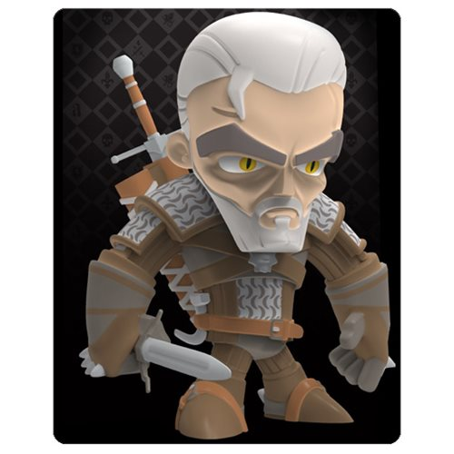 Geralt of Rivia Wild Hunt 3 Vinyl Figure 6