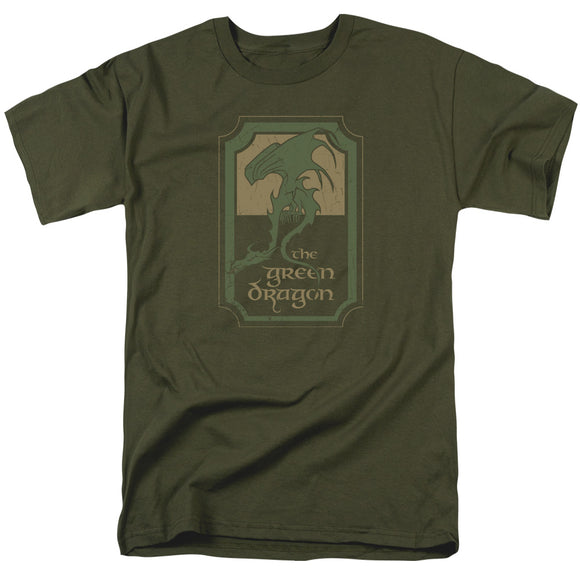 The Green Dragon Shirt