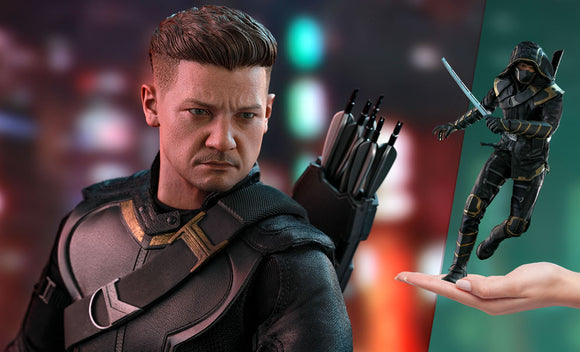 Hawkeye Endgame Sixth Scale Hot Toys