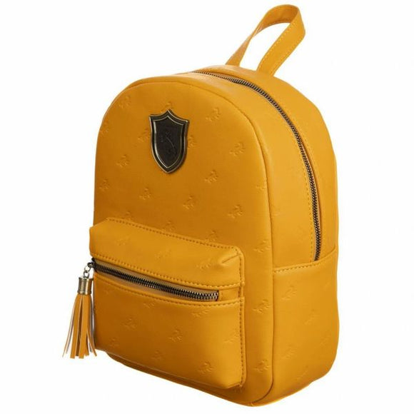 Hufflepuff Hogwarts House Mini Backpack by Bioworld