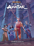 Avatar The Last Airbender Imbalance Library Edition Hardcover Graphic Novel