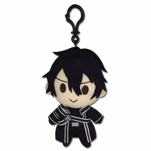 Sword Art Online Kirito 5-Inch Plush Key Chain