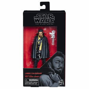 Lando Calrissian (Solo) Black Series