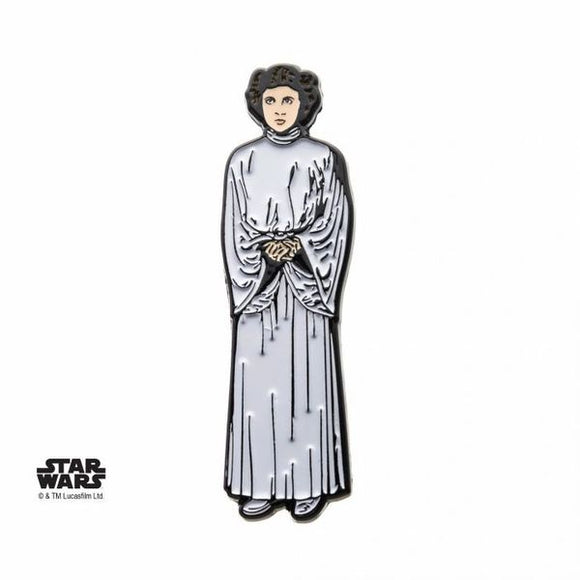 Princess Leia Enamel Pin