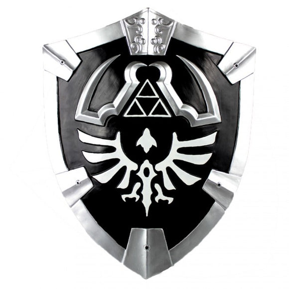 Dark Link Hylian Polyresin Shield 21