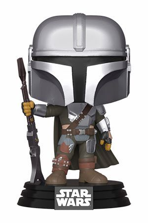 The Mandalorian (New Armor) Funko Pop!