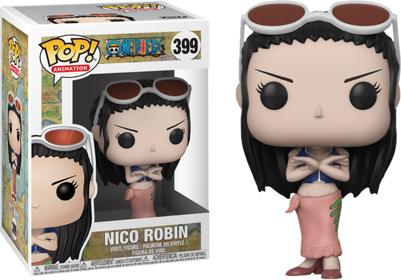One Piece Nico Robin Pop! #399