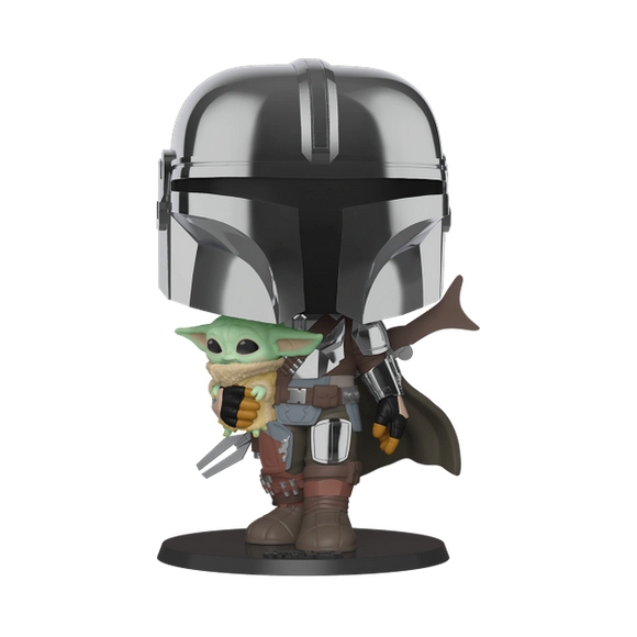 Star Wars The Mandalorian & The Child  (Baby Yoda) 10