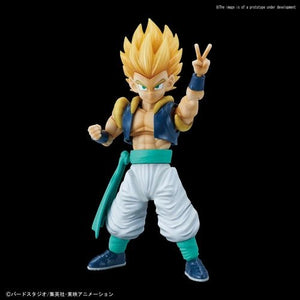 Super Saiyan Gotenks Figure Rise Model Kit