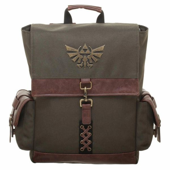 Zelda Square Backpack