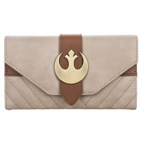 Star Wars Rey Inspired Episode 9 Rise of Skywalker Trifold Wallet