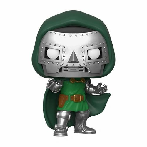 Doctor Doom Fantastic Four Funko Pop!