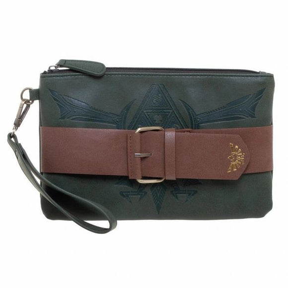 Legend of Zelda Buckle Clutch Purse