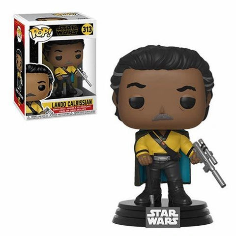 Lando Calrissian Rise of Skywalker Funko Pop! #313