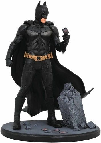 Batman The Dark Knight Movie Gallery Statue