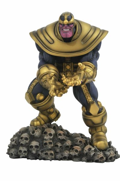 Thanos Comic Gallery Statue