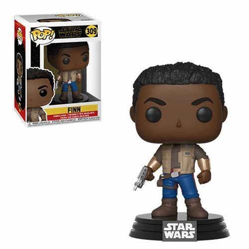 Finn Rise of Skywalker Funko Pop! #309