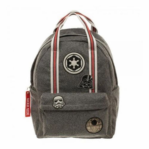 Star Wars Imperial Backpack Grey