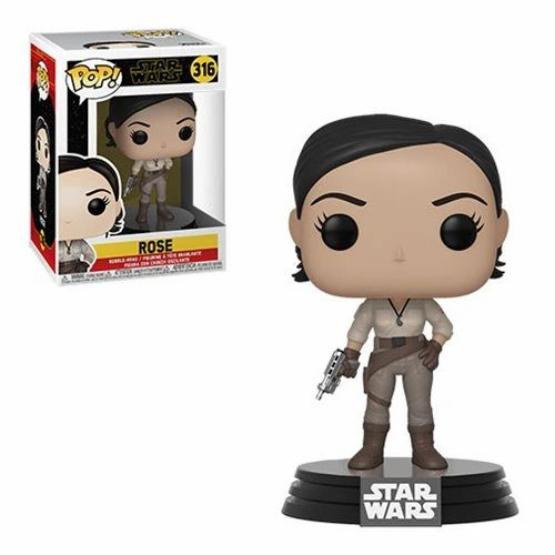 Rose Rise of Skywalker Funko Pop! #316