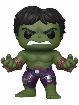 Hulk Stark Tech Suit Funko Pop!