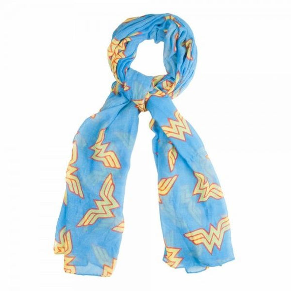 Wonder Woman Fashion Scarf