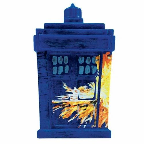 The Pandrica Opens TARDIS Vinyl Figure
