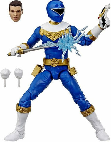 Blue Ranger ZEO Lightning Collection