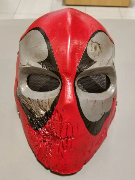 Deadpool Resin Mask