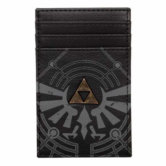 The Legend of Zelda Front Pocket Cardholder Wallet
