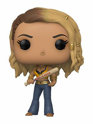 Black Canary (Boobytrap Battle) Birds of Prey Funko Pop!